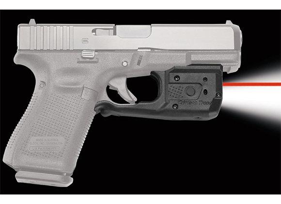 RED Laser & LED Light for Glock 17 17L 19 22 23 24 25 31 32 34 35 37 38 G5 19X