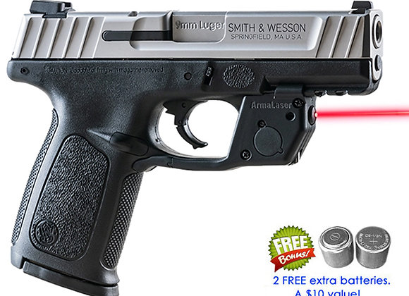 TR31 Red Laser for Smith-Wesson S&W SD9VE & SD40VE   (NOT Sigma SW9VE or SW40VE)