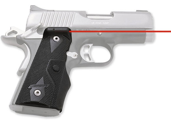 LG-404 LASERGRIPS® for Laser Sight for 1911 Compact Pistols