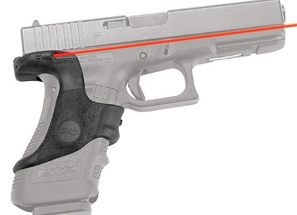 RED Laser Sight for Glock 17, 17L, 19, 22, 23, 31, 32, 34, 35, 37 & 38 - 3rd Gen