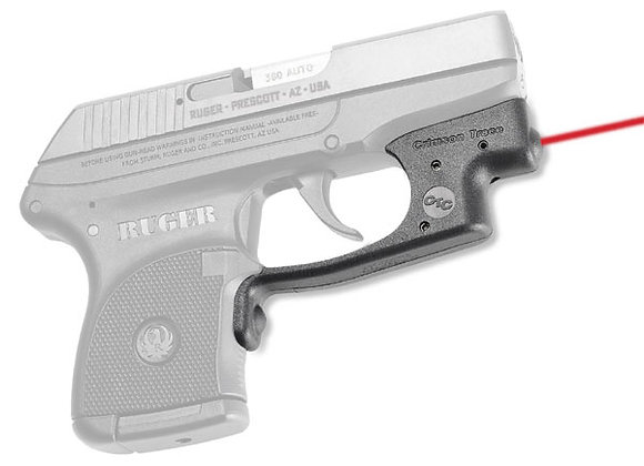 LG-431 RED Laser Sight for Ruger LCP Pistols (Doesn't fit LCP Gen II) by Crimson