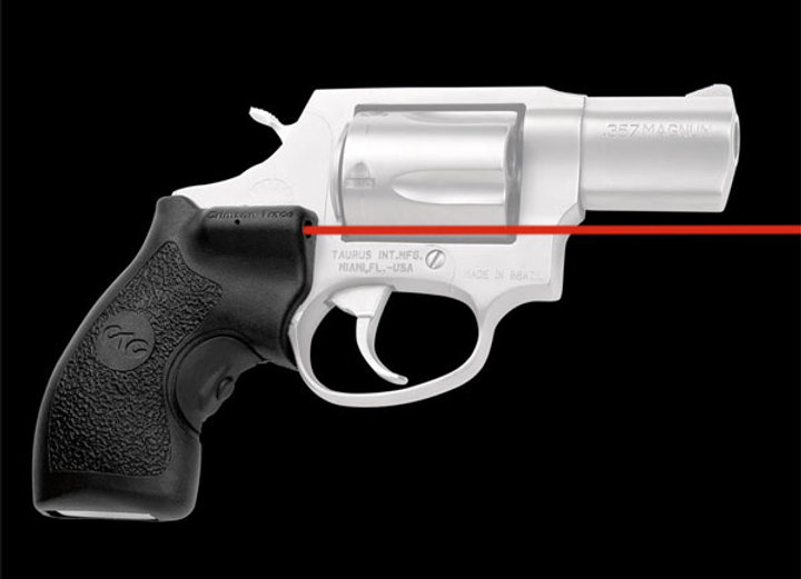 LG-185 RED LASER LASERGRIPFOR TAURUS REVOLVERS - POLYMER GRIP)   Laser  Sight Pro