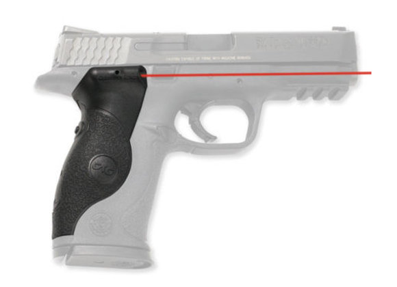 LG-660 RED Laser Sight for S&W M&P Full-Size .9mm, .357 SIG, .40 S&W, .45 ACP