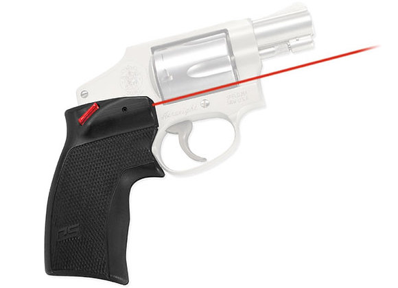 DEFENDER ACCU-GRIPS™ LASER SIGHT FOR S&W J-FRAME & TAURUS SMALL FRAME REVOLVERS