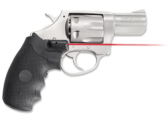 RED Laser Sight for Charter Arms Revolvers except Dixie Derringer & South Paw