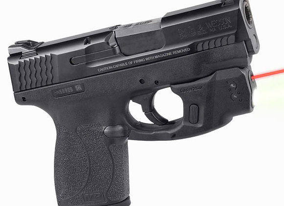Lasermax GripSense Red Laser Sight & LED Light for S&W Shield 45