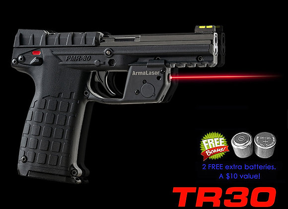 TR30 Red Laser Sight for Kel-Tec® PMR-30 with Grip Touch Activation