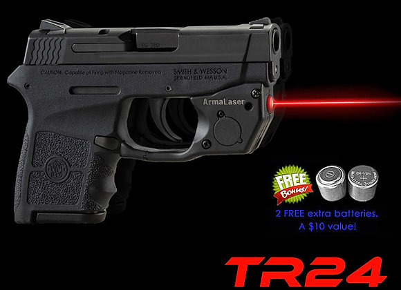 TR24 Red Laser Sight for Smith-Wesson® S&W M&P Bodyguard 380