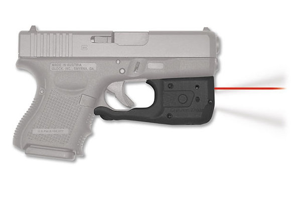 LASERGUARD® PRO™ Laser & LED Light for Glock 26, 27, 33, 36 Subcompact Pistols