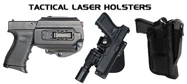 Tactcal Laser Holters
