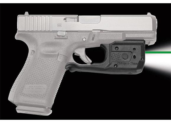 GREEN Laser & LED Light for Glock 17 17L 19 22 23 24 25 31 32 34 35 37 38 G5 19X