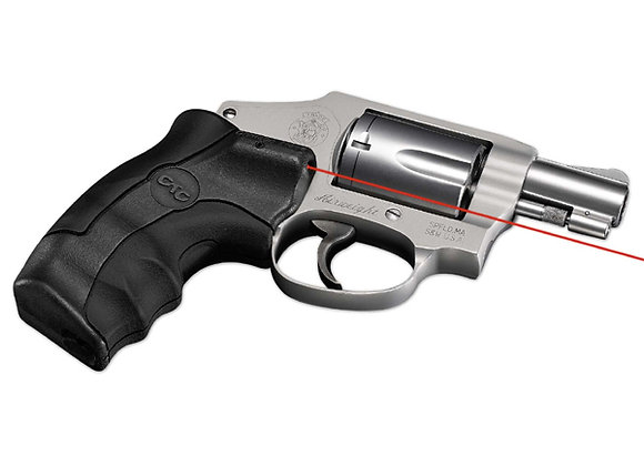 LG-350 RED Laser Sight for S&W J-Frame Round Butt Revolvers by Crimson Trace