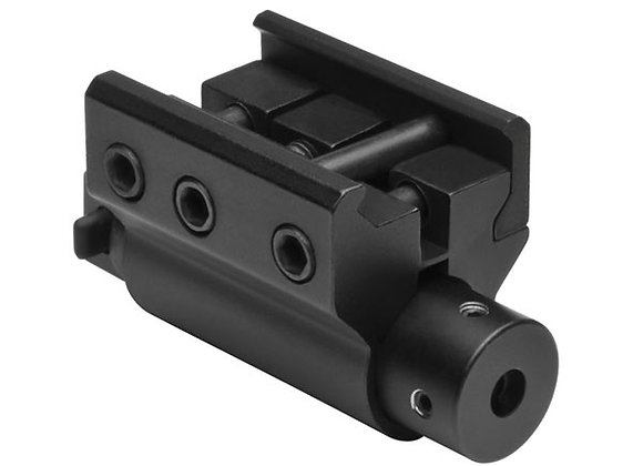 Universal Red Laser Sight for Pistols, Guns & Fire Arms with Rails