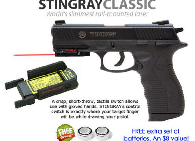 ArmaLaser Stingray Red Laser Sight for Taurus 809, 840, 845, PT92AF, PT 911