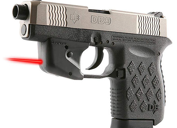 Laserlyte Red Laser Sight for Diamondback pistols DB 380 ACP, DB 9MM Pistols