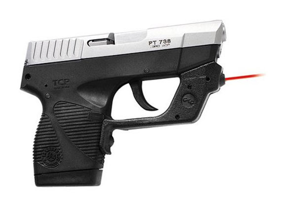 LG-407 RED Laser Sight for Taurus TCP Pistol in .380 by Crimson Trace LAsers