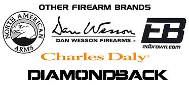 North American Arms, Dan Wesson, Ed Brown, Charles Daly, Diamondback