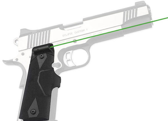 LG-401 GREEN Laser Sight for 1911 and 1991A1 Full-Size frame Pistols