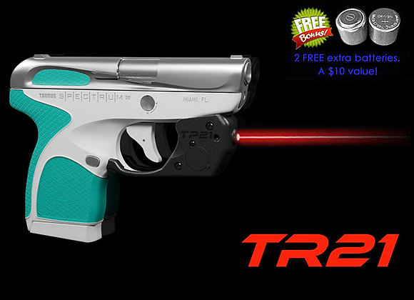 TR21 Red Laser Sight for Taurus SPECTRUM with Grip Touch Activation