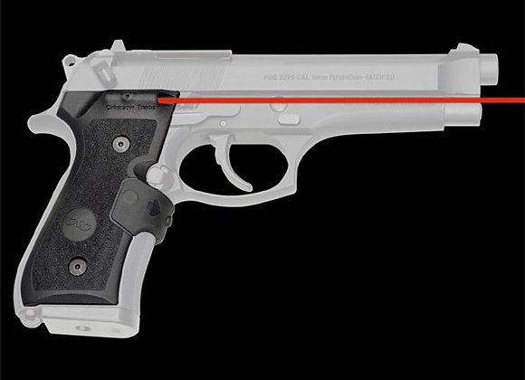 RED Laser Sight for Beretta 92, 96 and M9A1, Centurion, Elite II and Brigadier