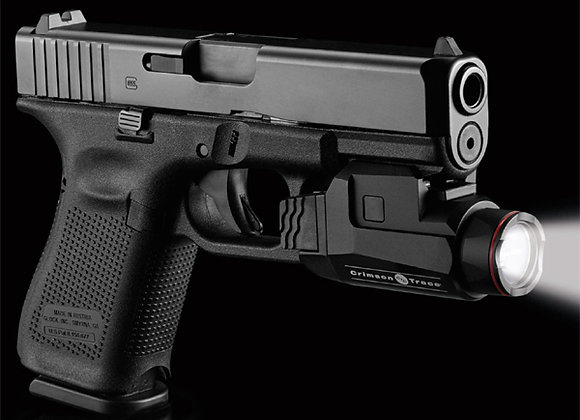 Universal LED Light RailMaster by Crimson Trace for Pistols with Rails