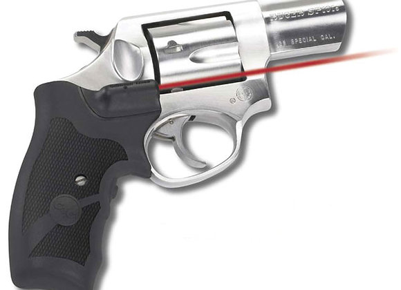 LG-303 RED Laser Sight Lasergrip for Ruger SP101 Revolvers by Crimson Trace