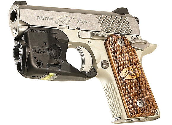 StreamLight TLR-6 Red Laser Light Combo for Kimber Micro 1911 Compact Pistol