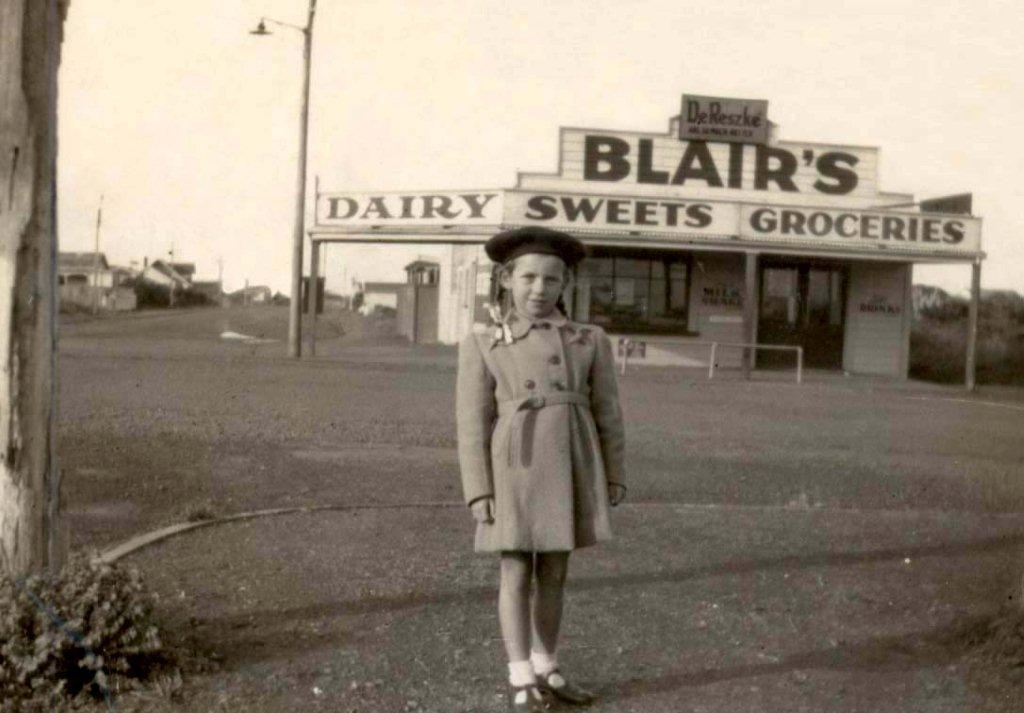 Blair's Shop