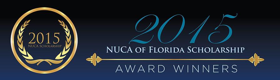 2015 UCA of South Florida Scholarship Winners