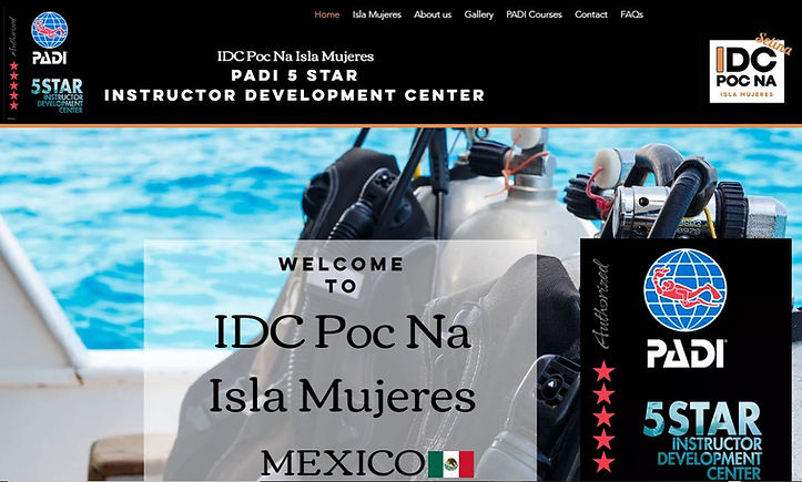 IDC Isla Mujeres