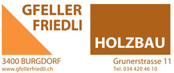 Gfeller Friedli Holzbau