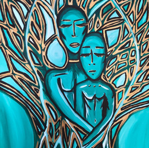 Mother Earth and Child