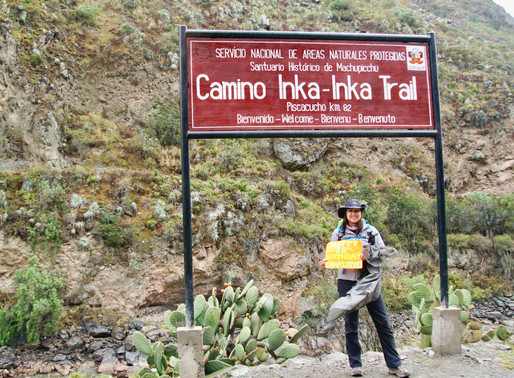 The Inka Trail