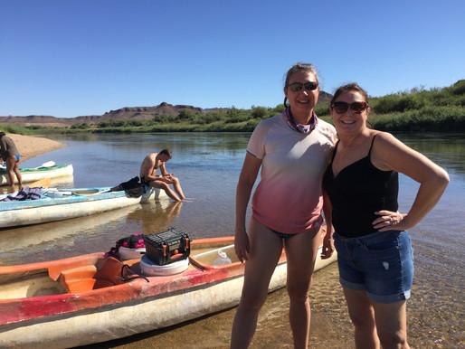 Across the Namibian Border to the Gariep/Orange River Hotel (Felix Unite)