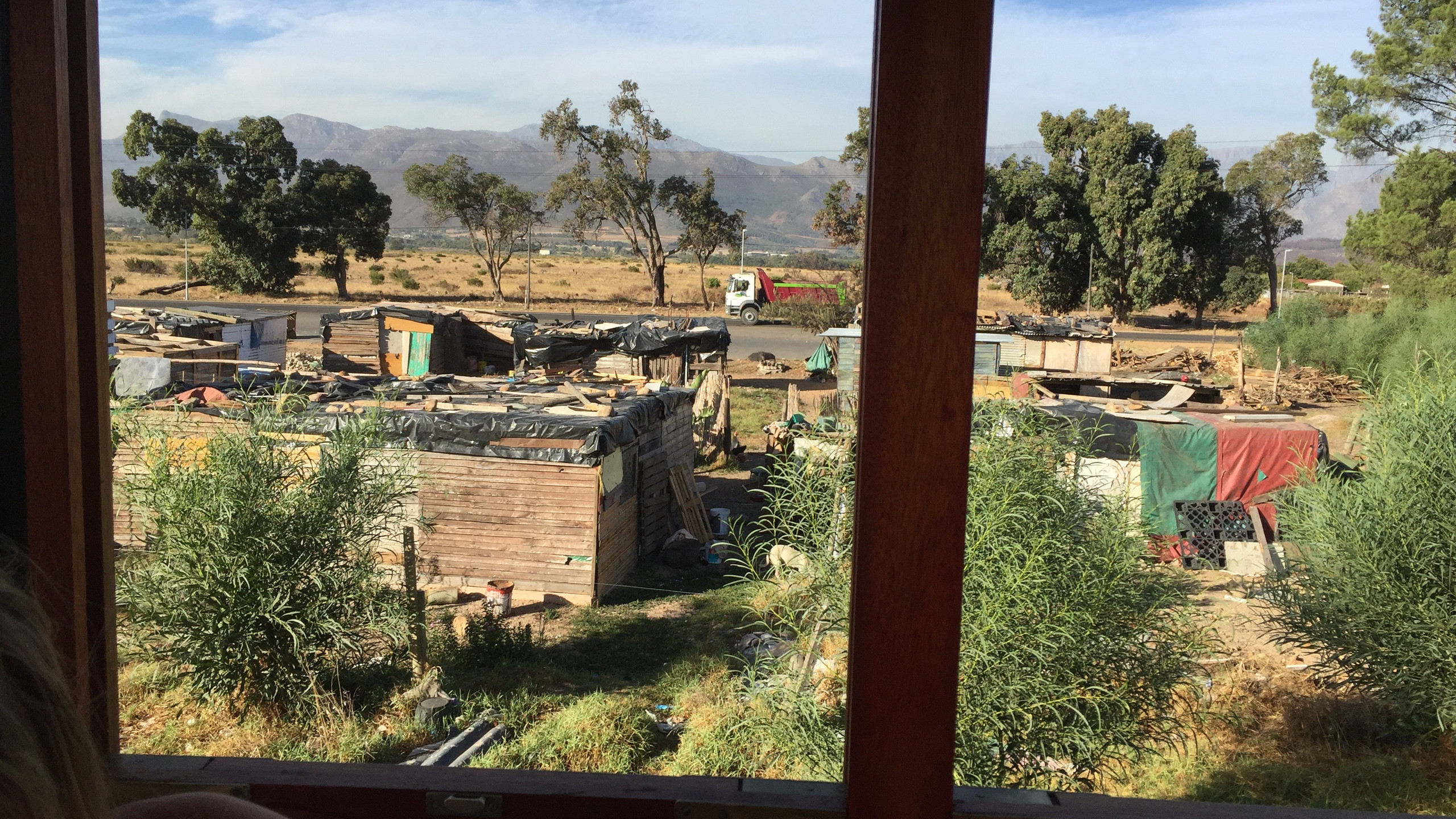 Mini Township for Wine Workers