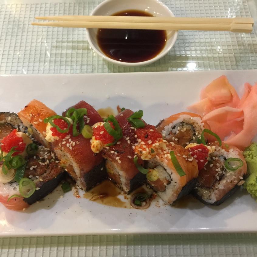 Rainbow Nation Sushi