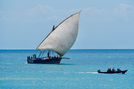 Traditional Dhow Boat