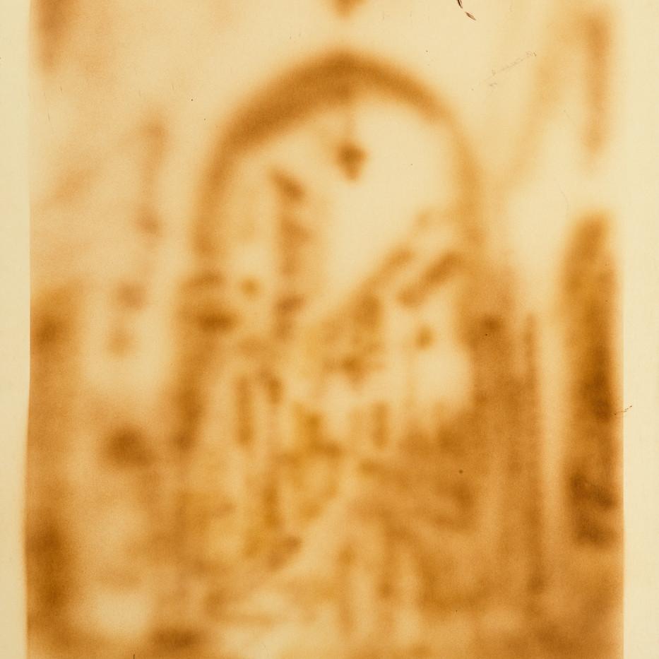 Calle con arco, Jaen, 1974