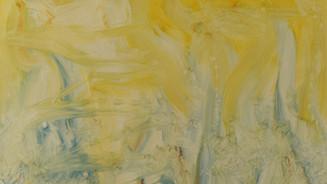 Landscape 1967, oil on board