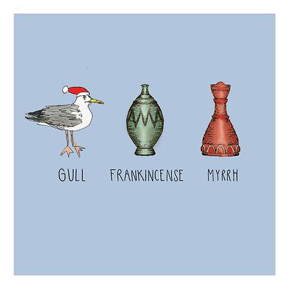 Gull Frank Myrrh