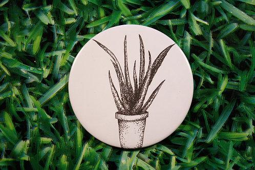Aloe Aloe Compact Mirror