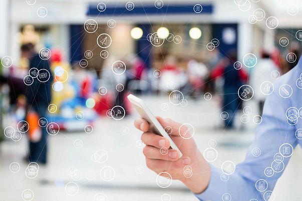 service marketing digital mobility consulting création de sites internet réseaux sociaux