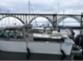 Oregon Coast Fishing Guide Boat