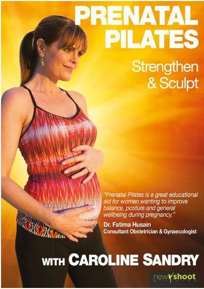 Prenatal Pilates Strengthen & Sculpt.