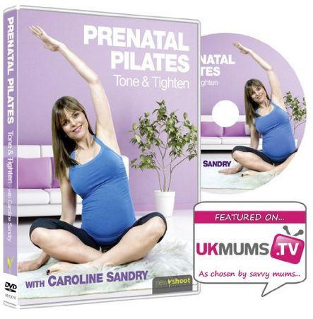 Prenatal Pilates: Tone & Tighten