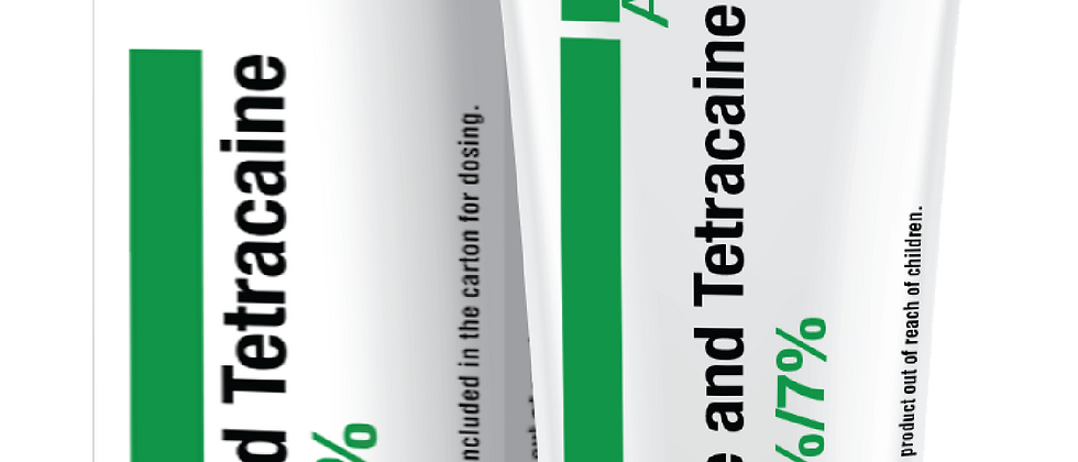 Lidocaine/Tetracaine 7%/7% Cream (30g)