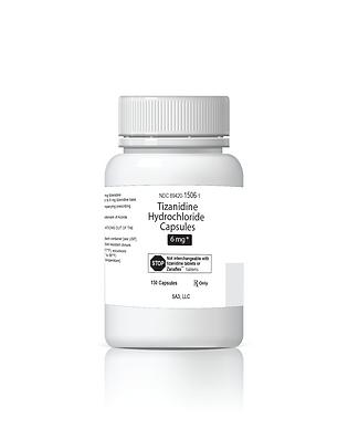 Tizanadine 6mg Bottle.png