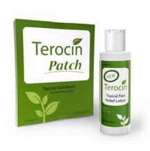 Terocin Pain Patch and Terocin Pain Lotion