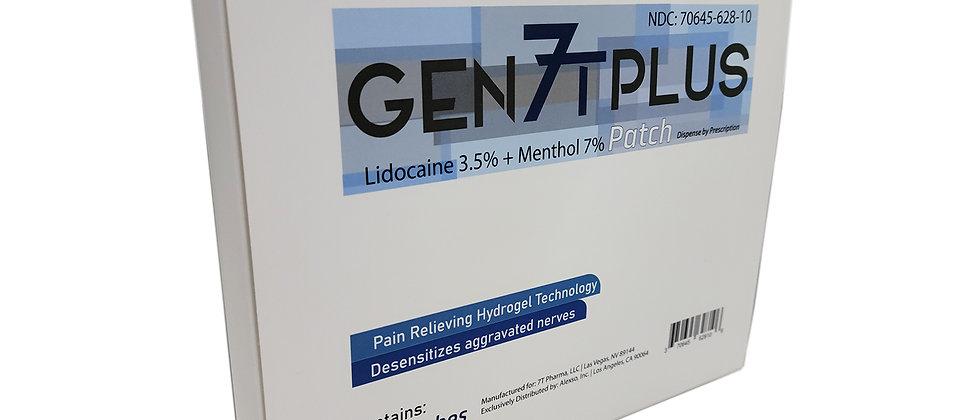 Gen7T PLUS Patch (10 Patch or 15 Patch)