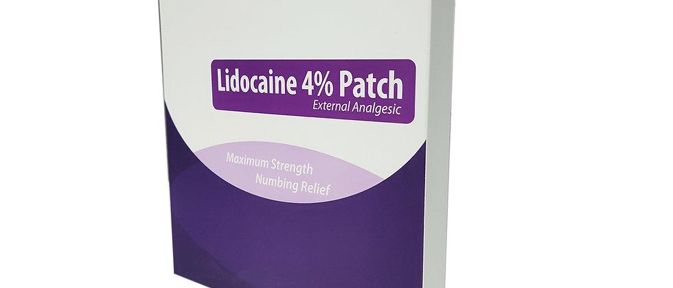 Lidocaine 4% Patch (10 Patch)